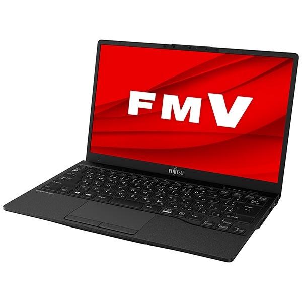 富士通FUJITSUノートパソコンLIFEBOOKUH75/E3ピクトブラックFMVU75E3B[13.3型/AMDRyzen7/メモリ:8GB/SSD:256GB/2020年冬モデル]
