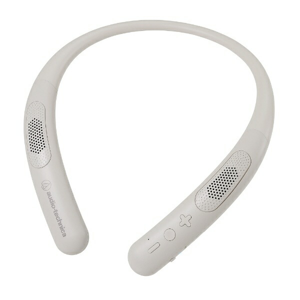 オーディオテクニカaudio-technicaワイヤレスネックスピーカーAT-NSP300BT[Bluetooth対応]
