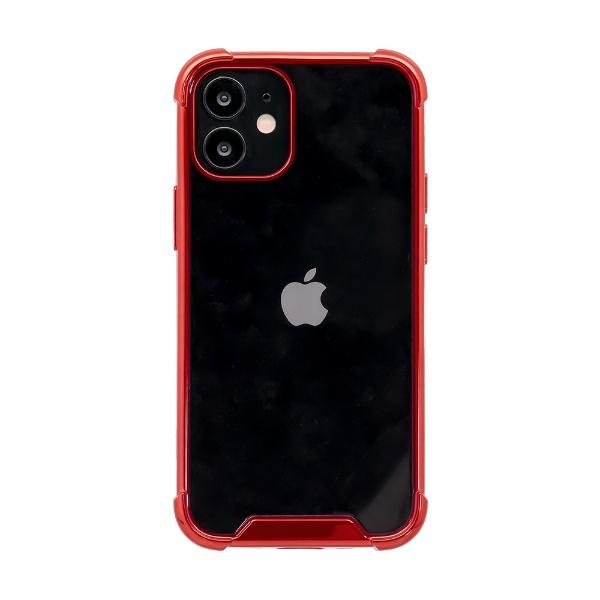 OWLTECHオウルテックiPhone12mini5.4インチ対応ハイブリッド耐衝撃ケース