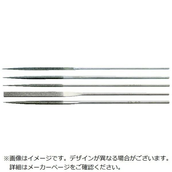 ノリタケNoritakeノリタケダイヤモンドヤスリ精密用8本組三角型(S08T)5N4H004340100
