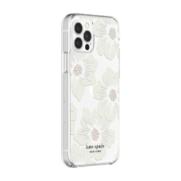 ケイト・スペードニューヨークkatespadenewyorkiPhone12/12Pro6.1インチ対応KSNYProtectiveHardshellCaseフローラルKSIPH-153-HHCCS