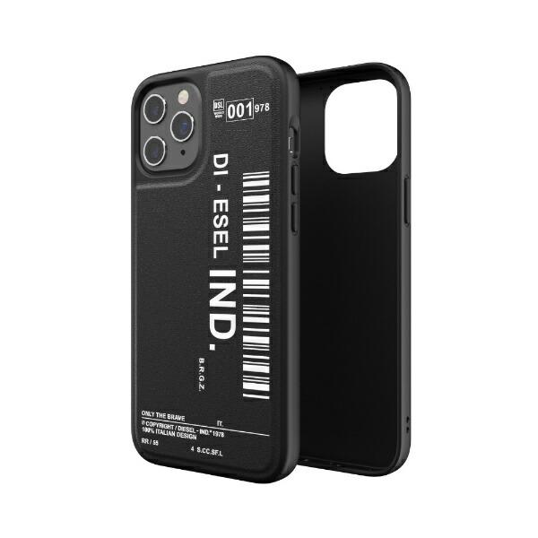 DIESELディーゼルiPhone12ProMax6.7インチ対応MouldedCaseCoreFW20BK/WH242490