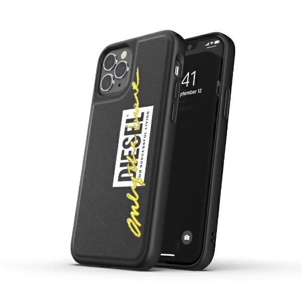 DIESELディーゼルiPhone12/12Pro6.1インチ対応MouldedCaseCoreFW20BK/LM42507