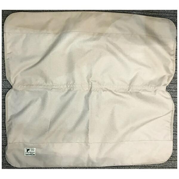 キャプテンスタッグCAPTAINSTAGアルミ背付ベンチ用着せかえカバー(幅930×奥行820mm/ベージュ)UC-1651
