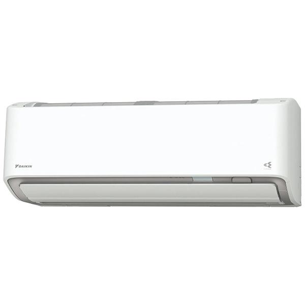 ダイキンDAIKIN【標準工事費込み】エアコン2021年うるさらXRBKシリーズホワイトAN22YRBKS-W[おもに6畳用/100V]