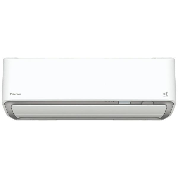 ダイキンDAIKIN【標準工事費込み】エアコン2021年ABKシリーズホワイトAN80YABKP-W[おもに26畳用/200V]