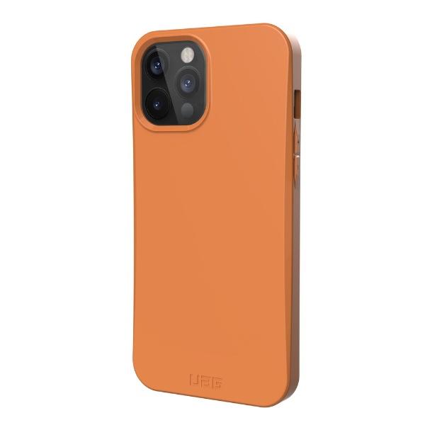 UAGURBANARMORGEARiPhone12ProMax(6.7)UAGOUTBACKエコケースオレンジUAG-RIPH20LO-ORオレンジ