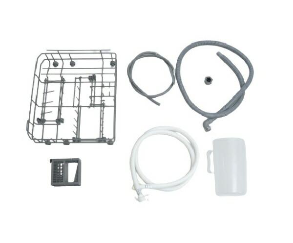 MYC食器洗い乾燥機DUALBLUEライトブルーDW-K2-L