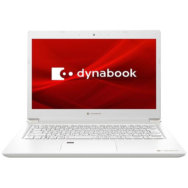 dynabookダイナブックノートパソコンdynabookS3パールホワイトP1S3PPBW[13.3型/intelCeleron/SSD:256GB/メモリ:4GB/2020年12月モデル]【point_rb】