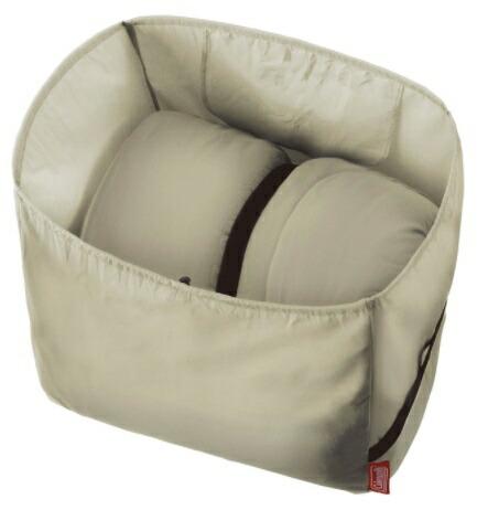 コールマンColemanスリーピングバッグ・寝袋フリースイージーキャリースリーピングバッグ/C5(約84×190cm/デザートサンド)2000033803