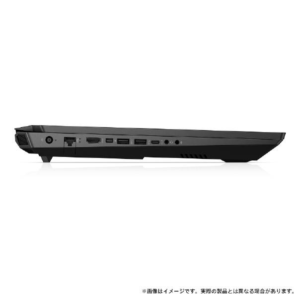 HPエイチピーゲーミングノートパソコンOMENbyHP17-cb1001TXシャドウブラック152D4PA-AAAA[17.3型/intelCorei7/HDD:2TB/SSD:1TB/メモリ:16GB/2020年11月モデル]【rb_winupg】