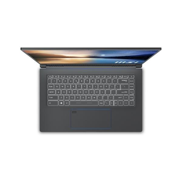 MSIエムエスアイノートパソコンPrestige15A11(4K)カーボングレイPrestige-15-A11SCS-032JP[15.6型/intelCorei7/SSD:1TB/メモリ:32GB/2020年11月モデル]
