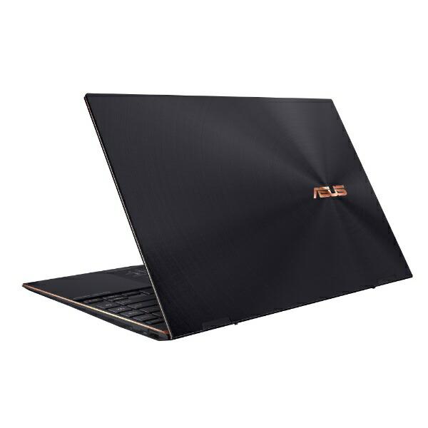 ASUSエイスースUX371EA-HL003TSノートパソコンZenBookFlipSUX371EA(4K有機EL・コンバーチブル型)ジェードブラック[13.3型/intelCorei7/SSD:1TB/メモリ:16GB/2020年11月モデル]