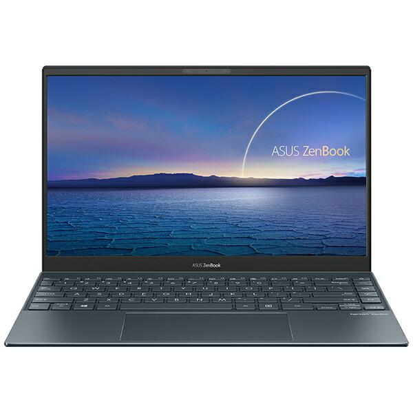 ASUSエイスースノートパソコンZenBook13パイングレーUX325EA-EG124TS[13.3型/intelCorei7/SSD:512GB/メモリ:16GB/2020年11月モデル]