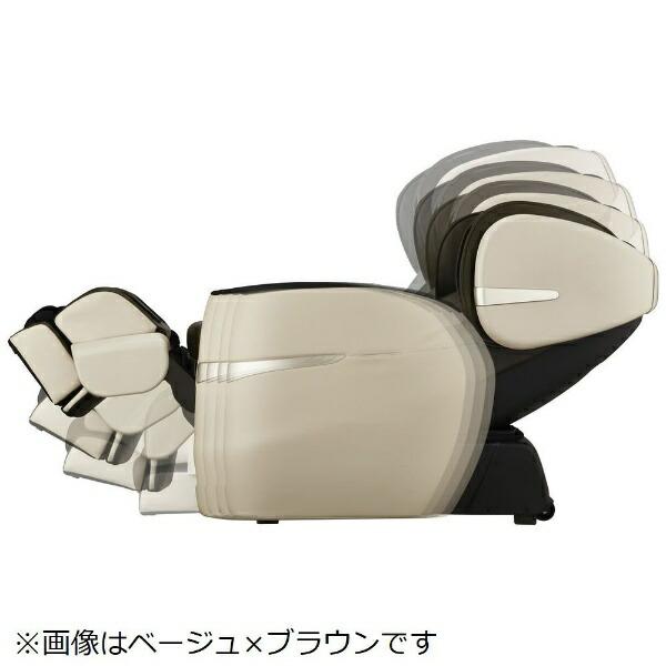 フジ医療器FUJIIRYOKIマッサージチェアE57ブラックAS-R600【ribi_rb】