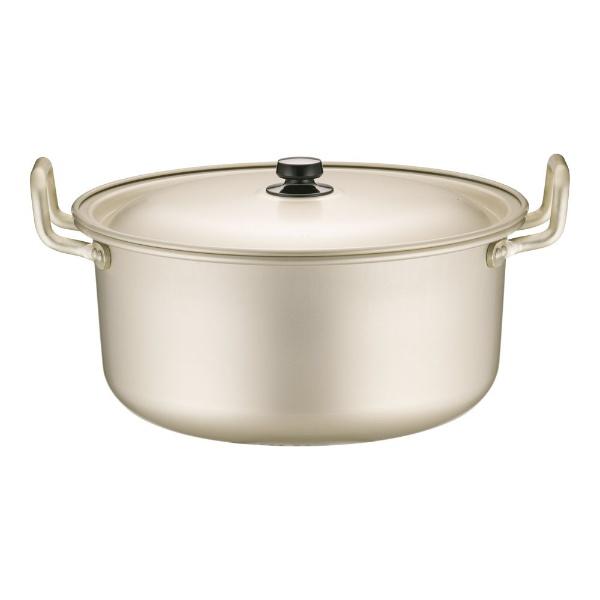 アカオアルミAKAOALUMINUMアカオしゅう酸実用鍋(硬質)42cm<AZT8712>