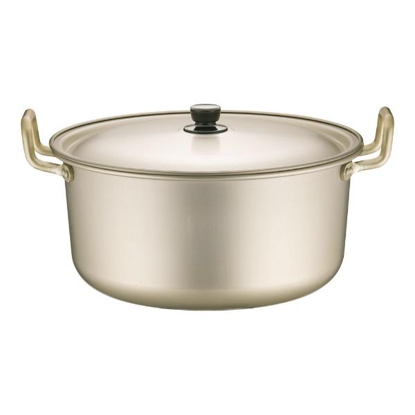 アカオアルミAKAOALUMINUMアカオしゅう酸実用鍋(硬質)45cm<AZT8713>