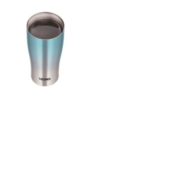 サーモスTHERMOS真空断熱タンブラー420mlブルーフェードJDE-421C