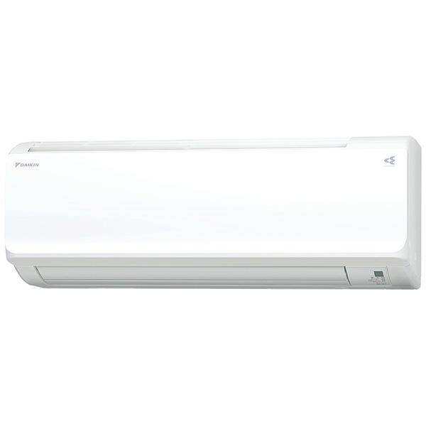 ダイキンDAIKIN【標準工事費込み】エアコン2021年スゴ暖HXシリーズ[寒冷地モデル]ホワイトS28YTHXP-W[おもに10畳用/200V]