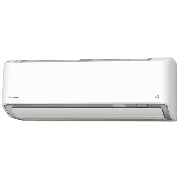 ダイキンDAIKIN【標準工事費込み】エアコン2021年スゴ暖DXシリーズ[寒冷地モデル・屋外電源タイプ]ホワイトS80YTDXV-W[おもに26畳用/200V]