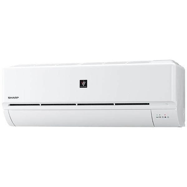 シャープSHARP【標準工事費込み】AY-N28D-Wエアコン2021年N-Dシリーズホワイト系[おもに10畳用/100V]