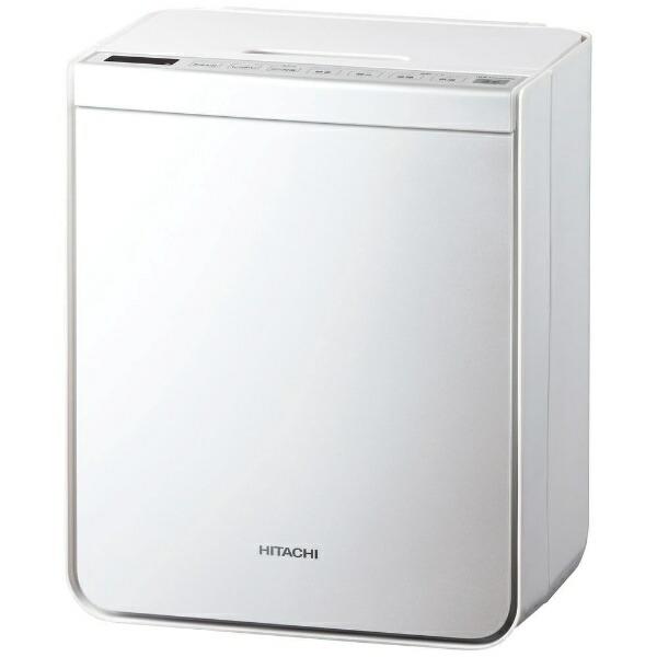 日立HITACHIふとん乾燥機アッとドライHFK-VS2500BG-W[マット無タイプ/ダニ対策モード搭載]【point_rb】
