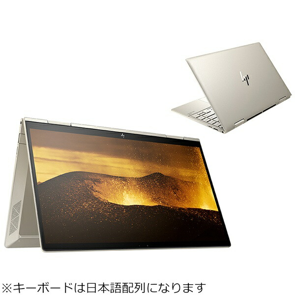HPエイチピーノートパソコンENVYx36013-bd0000(コンバーチブル型)28R14PA-AAAA[13.3型/intelCorei7/メモリ:16GB/SSD:512GB/2021年1月モデル]