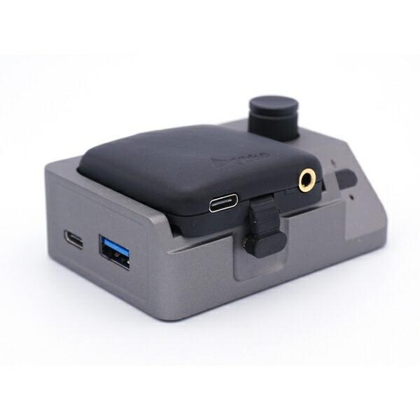 ikkoAudioアイコーオーディオMusicPatchITM05DOCKSETType-CITM05-TYPECBLACK[DAC機能対応/ハイレゾ対応]