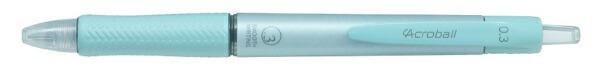 パイロットPILOTアクロボール油性ボールペン03グリーンBAB-15MFT-GB