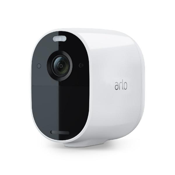 ArloアーロArloEssentialカメラ1台モデルVMC2030-100APS[フルHD/暗視対応/無線接続/屋外対応]