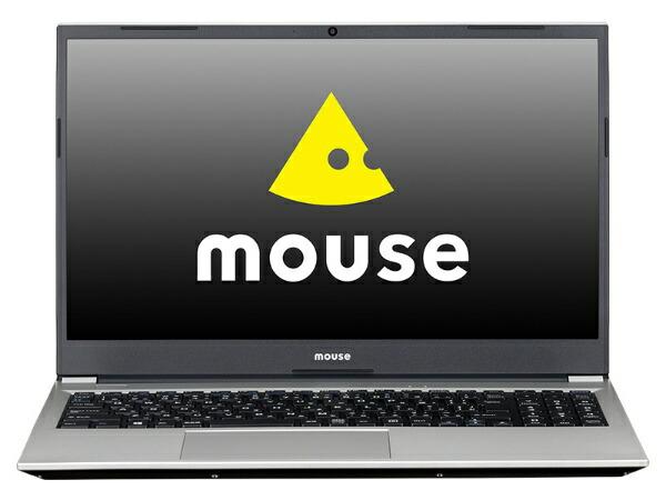 マウスコンピュータMouseComputerノートパソコンmouseBC-NL52M8S2B-203[15.6型/intelCorei7/メモリ:8GB/SSD:256GB]