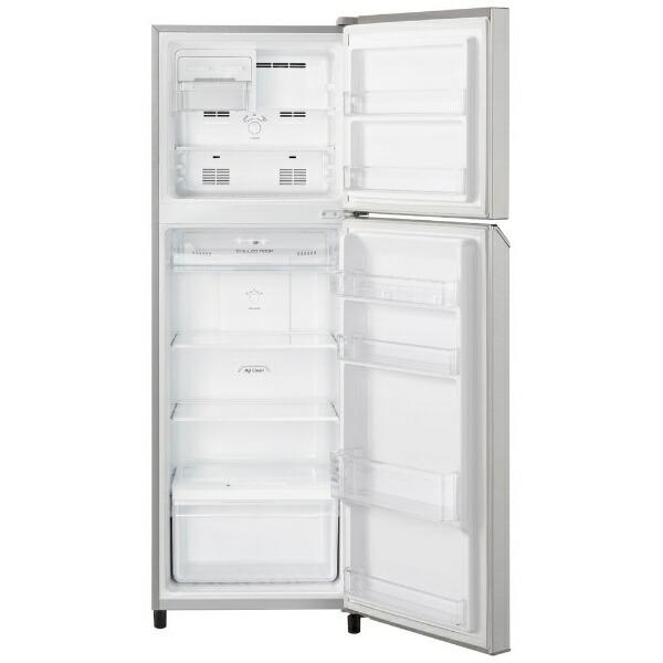 パナソニックPanasonic《基本設置料金セット》冷蔵庫シャイニーシルバーNR-B251T-SS[2ドア/右開きタイプ/248L][冷蔵庫一人暮らし小型新生活]
