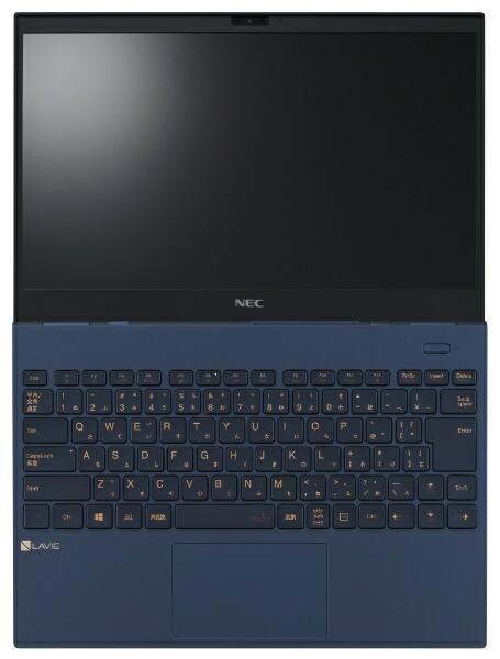 NECエヌイーシーPC-PM950BALノートパソコンLAVIEProMobile(LTE)ネイビーブルー[13.3型/intelCorei7/メモリ:16GB/SSD:512GB/2021年春モデル]【point_rb】