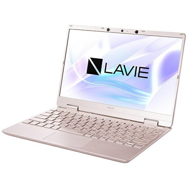 NECエヌイーシーPC-N1255BAGノートパソコンLAVIEN12シリーズメタリックピンク[12.5型/intelCorei5/メモリ:8GB/SSD:256GB/2021年1月モデル]【point_rb】
