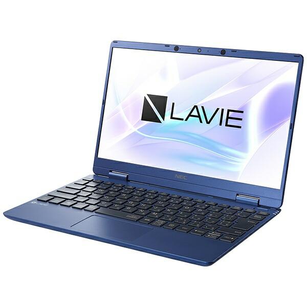 NECエヌイーシーPC-N1255BALノートパソコンLAVIEN12シリーズネイビーブルー[12.5型/intelCorei5/メモリ:8GB/SSD:256GB/2021年1月モデル]【point_rb】