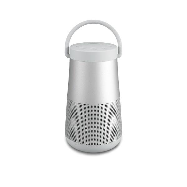 BOSEボーズブルートゥーススピーカーSoundLinkRevolve+IIラックスシルバー[Bluetooth対応][BOSEボーズbluetoothスピーカー]