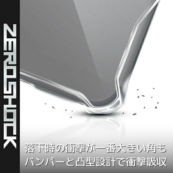 エレコムELECOMXperia10IIZEROSHOCKインビジブルクリアクリアPM-X202ZEROTCR