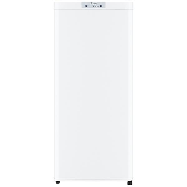 三菱MitsubishiElectric冷凍庫UシリーズホワイトMF-U12F-W[1ドア/右開きタイプ/121][冷蔵庫一人暮らし小型新生活]