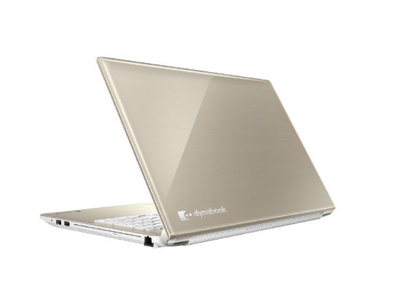 dynabookダイナブックP1X5RPEGノートパソコンdynabookX5サテンゴールド[15.6型/intelCorei3/SSD:256GB/メモリ:4GB/2021年春モデル]【point_rb】