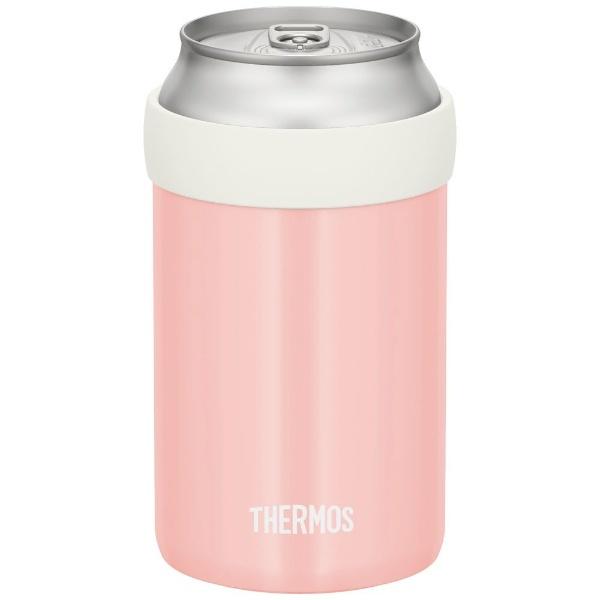 サーモスTHERMOS保冷缶ホルダーコーラルピンクJCB-352-CP