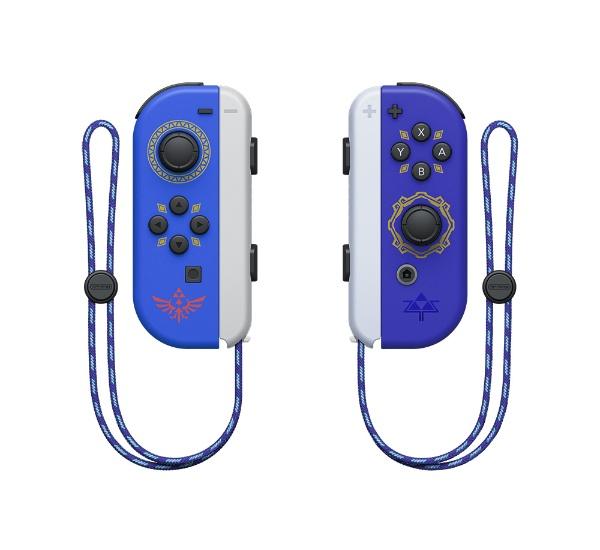 【2021年07月16日発売】任天堂NintendoJoy-Con(L)/(R)ゼルダの伝説スカイウォードソードエディションHAC-A-JAUAE【代金引換配送不可】