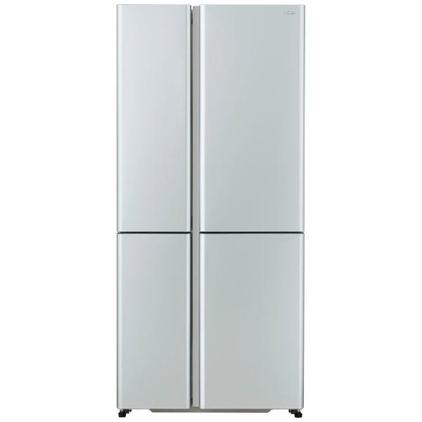 AQUAアクア冷蔵庫サテンシルバーAQR-TZ51K-S[4ドア/観音開きタイプ/512L]《基本設置料金セット》