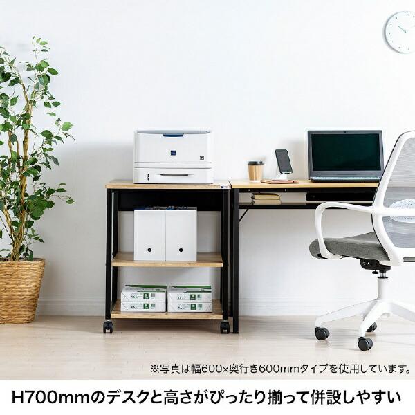 サンワサプライSANWASUPPLY木目調プリンタスタンド(W500xD500xH700mm)LPS-118LM
