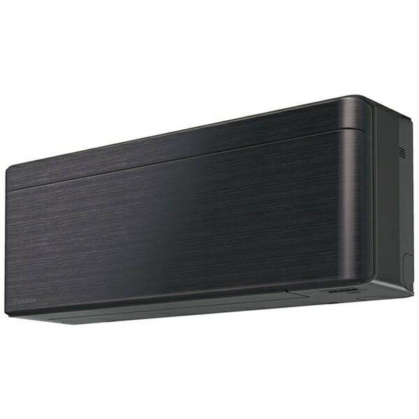 ダイキンDAIKIN【標準工事費込み】AN63YSP-Kエアコン2021年risora(リソラ)Sシリーズブラックウッド[おもに20畳用/200V]