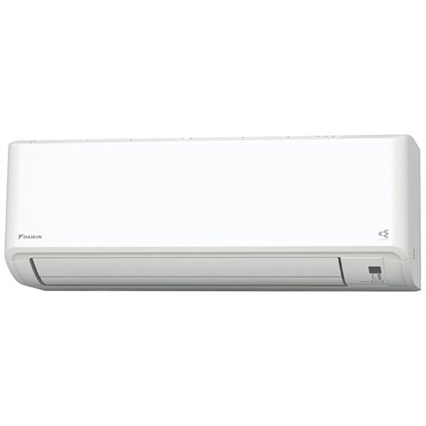 ダイキンDAIKIN【標準工事費込み】AN22YFS-Wエアコン2021年Fシリーズホワイト[おもに6畳用/100V]