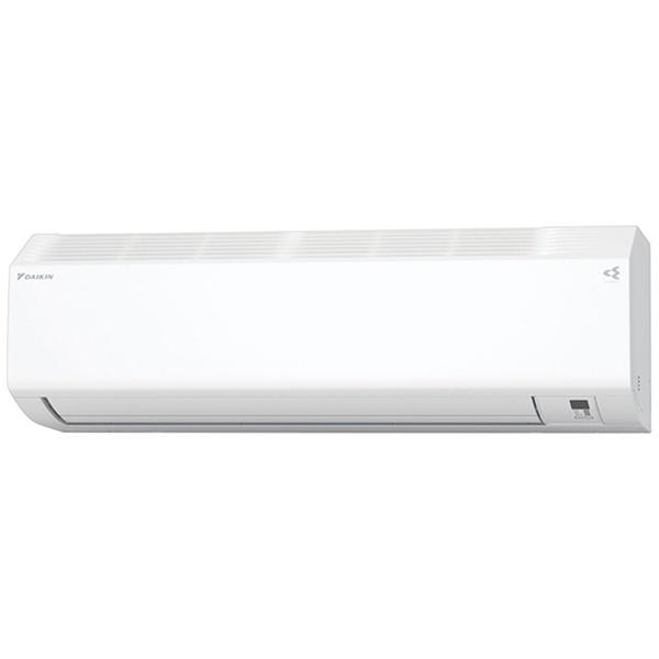 ダイキンDAIKIN【標準工事費込み】AN22YCS-Wエアコン2021年Cシリーズホワイト[おもに6畳用/100V]