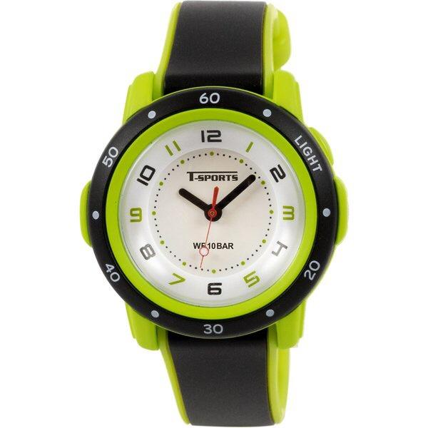 クレファーCREPHAアナログ腕時計ブラックTS-A109-BK