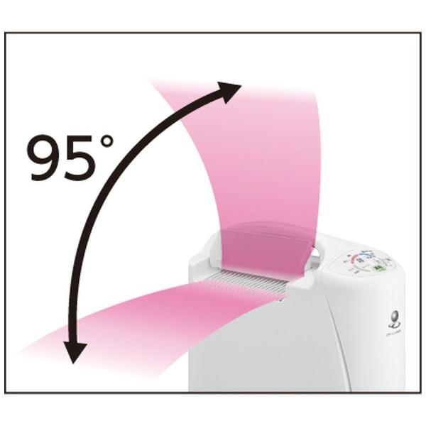 コロナCORONA除湿機SシリーズホワイトCD-S6321-W[コンプレッサー方式/木造8畳まで/鉄筋16畳まで]