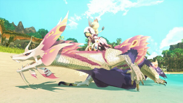 カプコンCAPCOMモンスターハンターストーリーズ2〜破滅の翼〜【Switch】【代金引換配送不可】