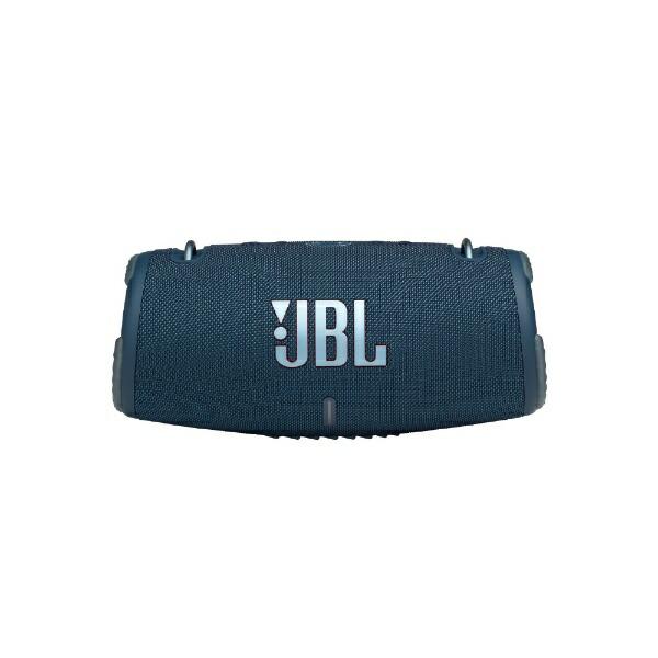 JBLジェイビーエルブルートゥーススピーカーXTREME3ブルーJBLXTREME3BLUJN[Bluetooth対応/防水]